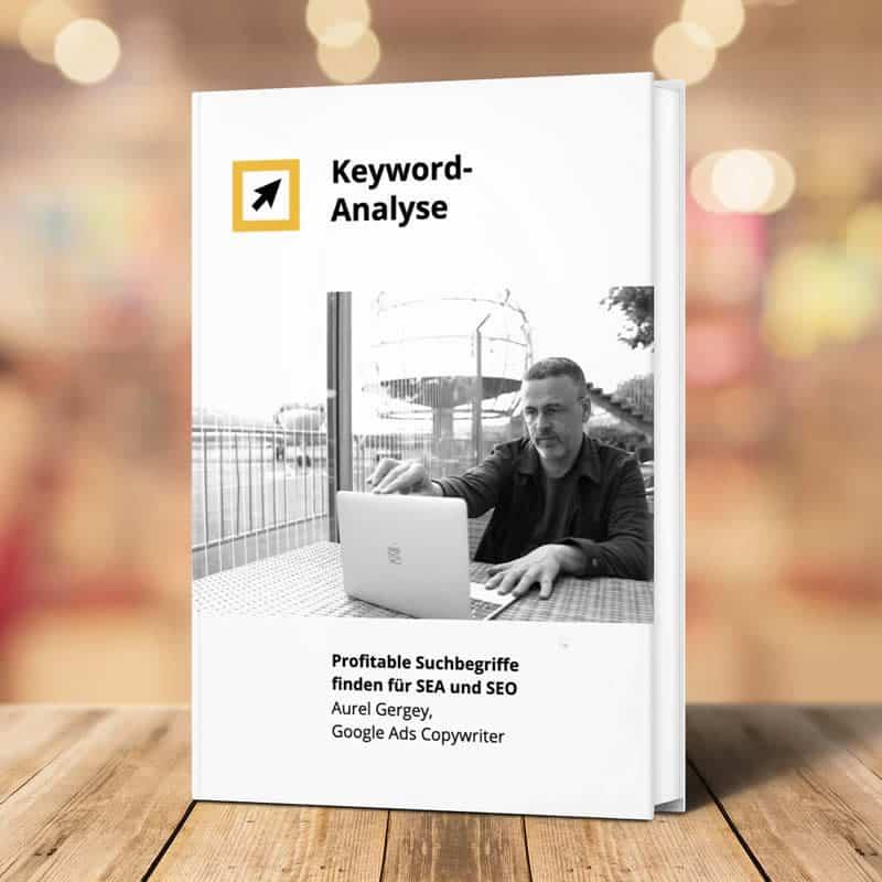 Ebook Landingpage Keywords